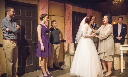 'It Shoulda Been You' Is A Belly Of Laughs At The Gallery Players