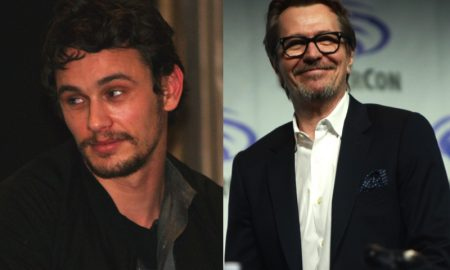 James Franco Doesn't Get Recognized By The Academy, But Gary Oldman Does