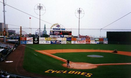 The Brooklyn Cyclones, Coney Island's Baseball Team