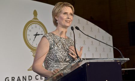 Sex and the Government? Cynthia Nixon Kicks Off Campaign in Brownsville