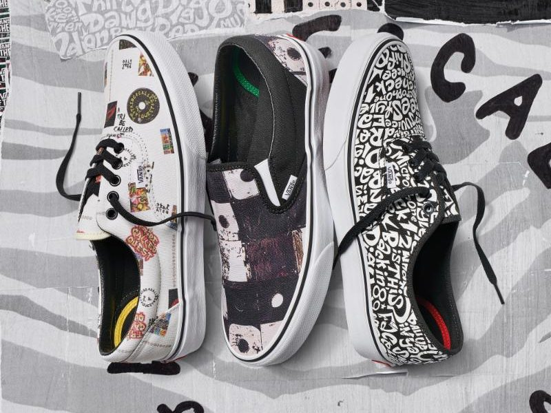 7fc96e8c73 Vans and A Tribe Called Quest Announce Exclusive Footwear Project ...