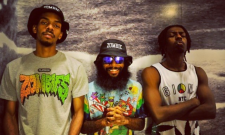 Flatbush Zombies Release Track List, Announce Release Party at Rough Trade
