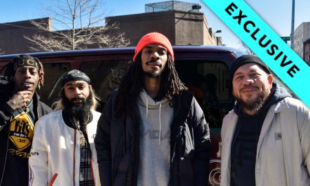 WATCH: Flatbush Zombies Takeover A Brooklyn Dollar Van