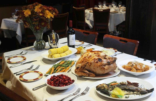 Restaurants Open On Thanksgiving Day  Portland