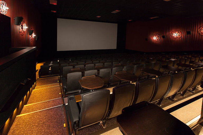 Food And Drink: City Point's Dine In Movie Theater, Alamo Drafthouse