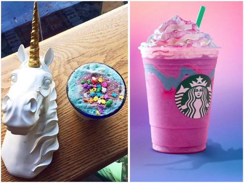 Starbucks and Williamsburg Café Settle Unicorn Drink Lawsuit